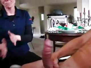 Maid Suck Dick Quick Cum