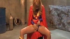 Supergirl gets super horny