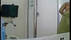Spycam in der Dusche