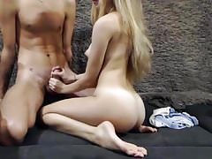 cute long gorgeous feet  from petite blonde beautiful teen 3