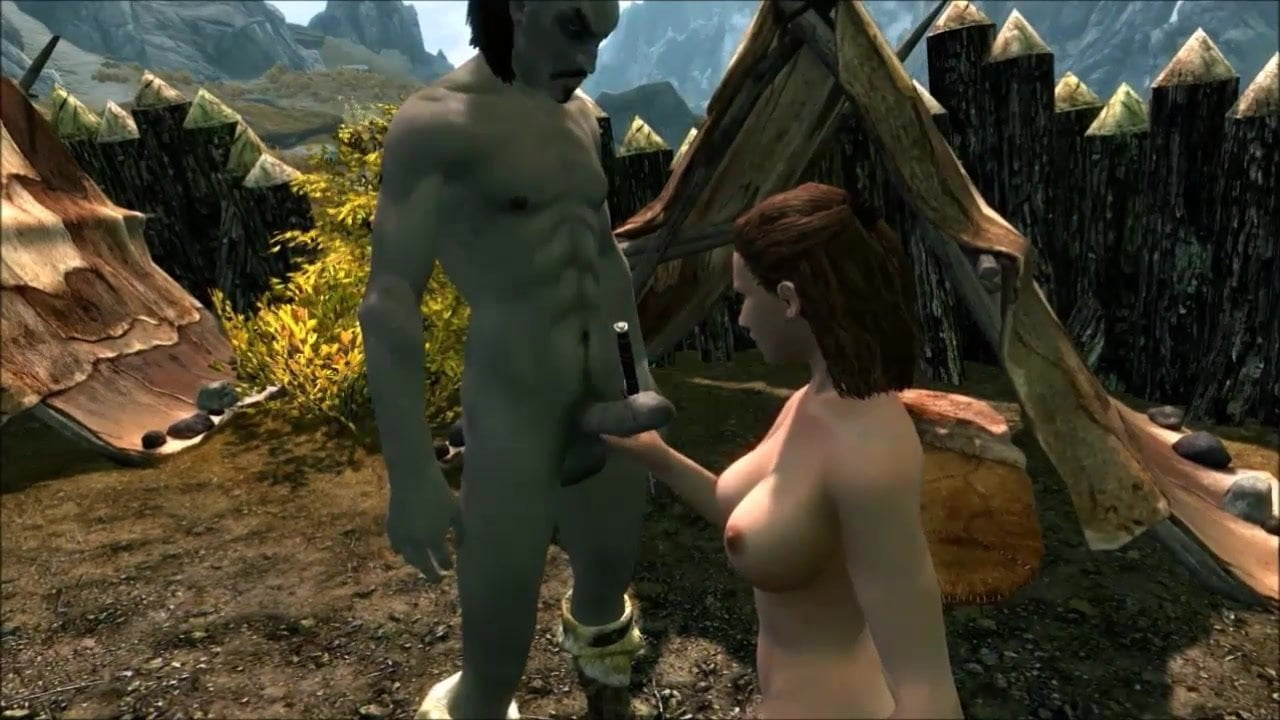 Perils of escaped skyrim slavegirl 02 4
