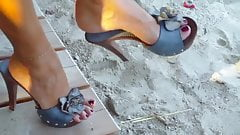 Hot feet & shoes