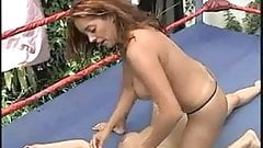 Catfight Humiliation Victory