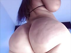 Bubble Butt Teenager With An AMAZING Ass