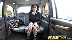 Fake Taxi Spanish beauty with