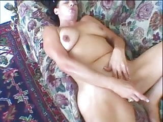 Amateur MILF Jessica Cummins Masturbates and Fucks