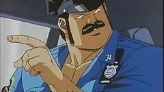Mad Bull 34 anime OVA #1 (1990 English subtitled)