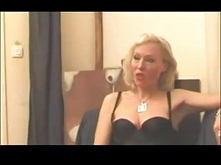 Caroline french mature casting for porn bvr