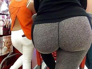 Download video bokep Latina Milf Booty in Stripe Spandex  Mp4 terbaru