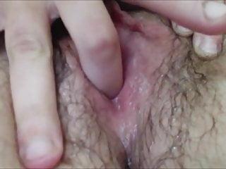 Fantastic Skinny woman wet pussy masturbation