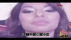 Hottie Latina Estrella Flores porn image