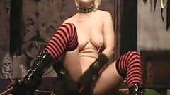 Damn Antonias wet pussy