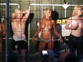 Wet Shirt Contest Part 2 (2012)