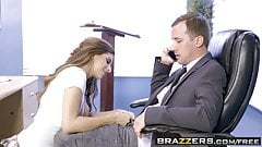 Brazzers - Big Tits at School - The Make-Up Exam scene starr