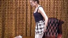 Emma spank