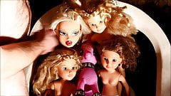 Dolls slaves cumshot