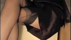 Long Legs Nylon Stockings