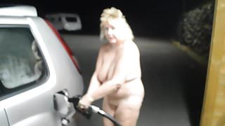 Goldenpussy: Disel fuling Nude