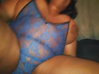 She came to get fucked!( The 44dds view)