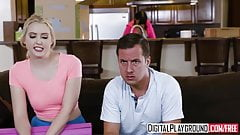 DigitalPlayground - Moving Into Step-sis Chloe Cherry and Je