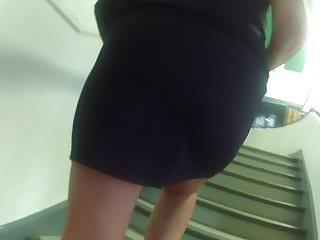 Ma femme dans l'escalier au cinema