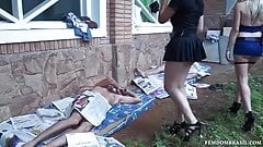 Brutal Lady Cops