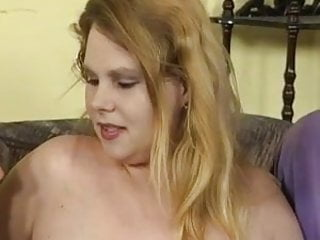 Big titted german milf takes two cocks