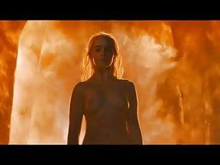 Emilia Clarke - GoT s06e04