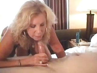 Squirting Mature MILF Ties up Man and Fucks In Hotel