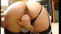 French maid analsex