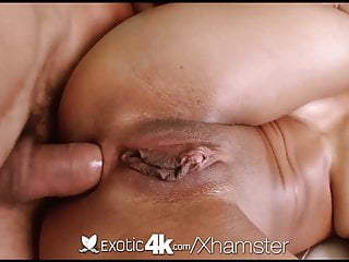 Sophia Fiores Athletic Anal Workout Exotick
