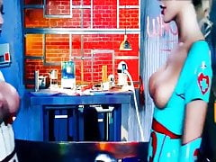 Hot Teen Ladyboy Strokin Music Video