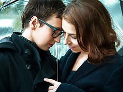 Antonia Sainz and Emylia Argan