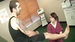 Teen nurse loves bigs cocks