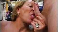 Horny Grandma Decides 1 Cock Isn't Enough