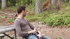Str8 got horny at roadside picnic area