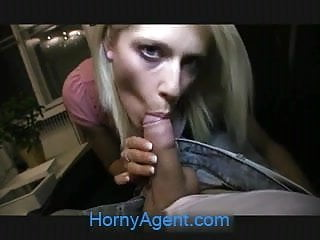 HornyAgent Cute Blonde wins More than she Wanted