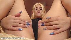 Jessie Saint Solo Masturbation