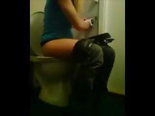 Amateur teen toilet pussy ass hidden spy cam voyeur nude 2