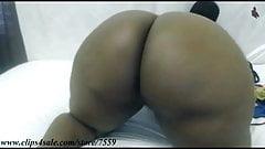 Monster Black Ass Booty Clap