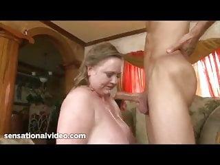 Dirty White Slut Sienna Hills Sucks on Big Black Dick