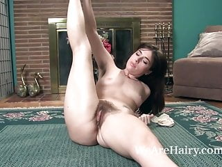 Simone Enjoys A Workout And Then Strips Naked