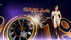 CARLA-C HAPPY NEW YEAR 2019