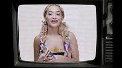 Rita Ora by Sean Frank (LOVE Advent 2016)