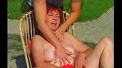 Czech Granny Hannah