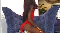 Ebony hottie and bwc (Sid69)