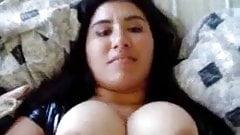 Big tity Latina sucking very nice