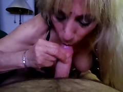 Hand and Blowjob By My Hot Antwerp Slut's Thumb