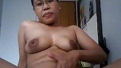 Indonesian maid in heat