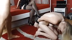 german sexslave fucking the new maid